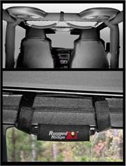 Grab Handle Kit, Jeep TJ (1997-2006), LJ (2004-2006)