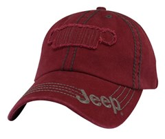Jeep Special Applique Grille Cap