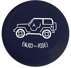 Enjoy the Ride Frisbee in Blue