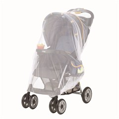 Closeout: Jeep Stroller and Carrier Netting