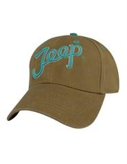 Jeep® Teal Script Ladies Cap