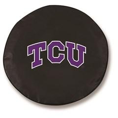 Tire Cover, Texas Christian University