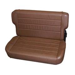 Rear Seat Fold & Tumble for Jeep Wrangler TJ, LJ - Denim Spice
