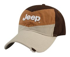 Jeep Vintage Distressed Cap