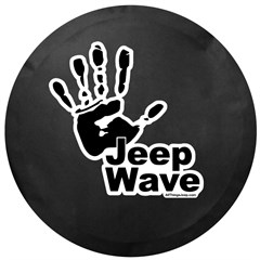 Jeep Wave Tire Cover