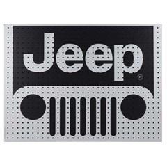 Jeep Wooden Peg Board 32x24