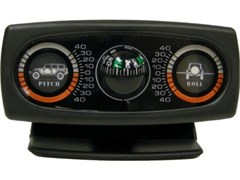 Clinometer w/ Graphics & Compass for Wrangler JK 2007-2017 Rampage