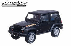 Collectible Jeep Wrangler Islander in Black 1:43