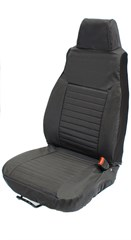 Rampage Front Seat Covers for Jeep Wrangler TJ (1997-2002)
