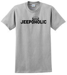 Jeepoholic Men's T-Shirt