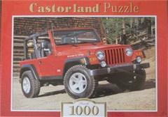 Jeep Wrangler Jigsaw Puzzle
