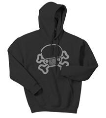 Jeep Skull & Crossbones Sweatshirt