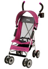 Jeep® All-Weather Umbrella Stroller - Hype Pink (by Kolcraft)