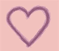 Life is Good Women's Studio Heart Creamy Tee - Bloom