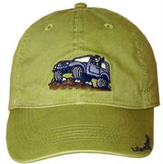 "Life is Good ""Rock On"" Chill Cap, Sprout Green"