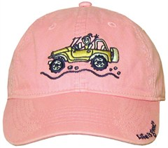 Life is Good Womens Chill Cap Jackie Offroad - Pink