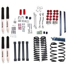 4 Inch ORV Lift Kit for Jeep Wrangler TJ (1997-2002)