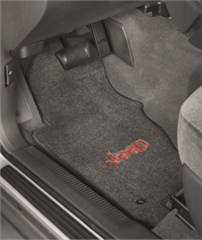 Grand Cherokee Carpeted Floor Mats (Set of 4 for 2005-2008), from Lloyd Mats