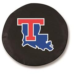 Louisiana Tech University Tire Cover