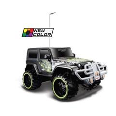 Maisto 1:16 Scale Remote Control Off-Road Jeep Wrangler Rubicon