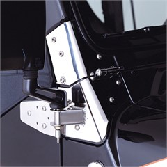 Mirror Relocation Brackets, Jeep Wrangler TJ (1997-2002)
