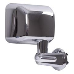Side Mirror Wrangler JK 2007-2018 Passenger Side Chrome Rugged Ridge