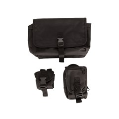 MOLLE Storage Bag System for Jeep Wrangler JL/JLU 2018 by Rugged Ridge
