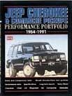 Jeep Cherokee & Comanche Pickups 1984-1991 Performance Portfolio
