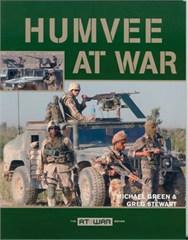 Humvee at War Soft Cover Book