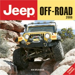 Jeep Off-Road Wall Calendar 2008