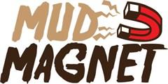 """""""MUD MAGNET"""" Brown Decal"""