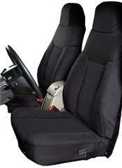 Neoprene Front Seat Covers for Jeep Wrangler TJ (2003-2006)