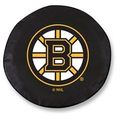 Boston Bruins Tire Cover