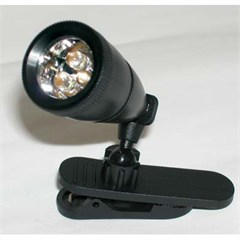 Jeep Interior High Intensity LED Clip on Lamp, w/magnet