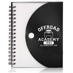 Off-Road Academy Notebook