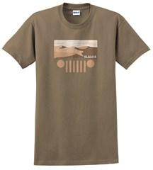 Off Road Parks: GLAMIS Men's T-Shirt