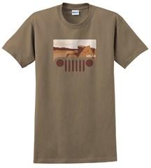 Off Road Parks: MOAB Men's T-Shirt