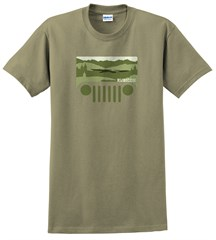 Off Road Parks: RUBICON Men's T-Shirt