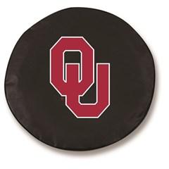 Oklahoma University Tire Cover