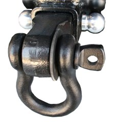 Noise Reducing Rubber D-Ring Isolators