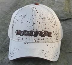 Jeep Mudslinger Mud Spattered Khaki Hat