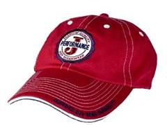 Jeep® Performance Hat (Vintage Red)
