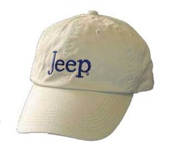 Jeep® Washed Hat (Stone)