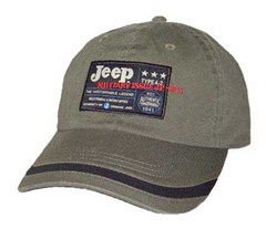 Jeep® Military Issue Hat (Olive)