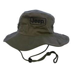 Jeep® Bucket Hat in Olive - Adult & Child Sizes