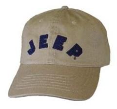 Jeep® Collegiate Cap - Khaki