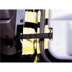 Adjustable Door Straps- Jeep CJ, Wrangler YJ, TJ, LJ (1976-2006)