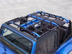 Overhead Net for Jeep Wrangler LJ (2004-2006)