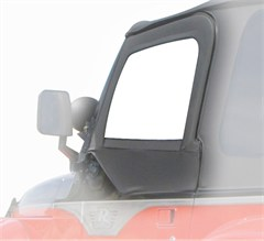 Soft Upper Door Skins by R&age Products- Jeep Wrangler TJ \u0026 LJ  sc 1 st  All Things Jeep & All Things Jeep - Pair of Door Skins by Rampage Products for Soft ...