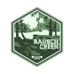Rausch Creek Off Road Park Decal